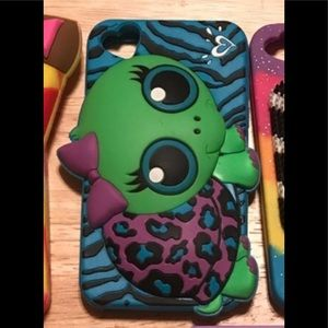 iPod 4th Generation Turtle Case